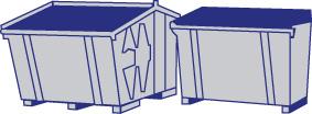 Umleerbehaelter-Kleincontainer